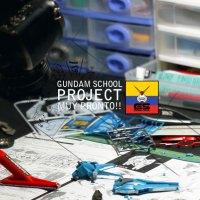 Que es el GUNDAM SCHOOL PROJECT?
