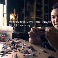 Entrevista con Win Eiam-ong Ganador del GBWC 2015.